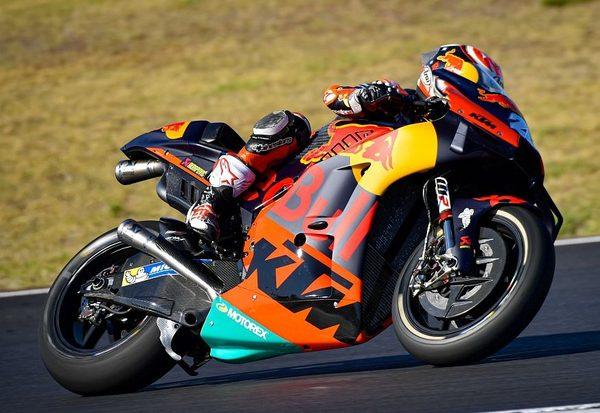 KTM: Viel Arbeit für 2021