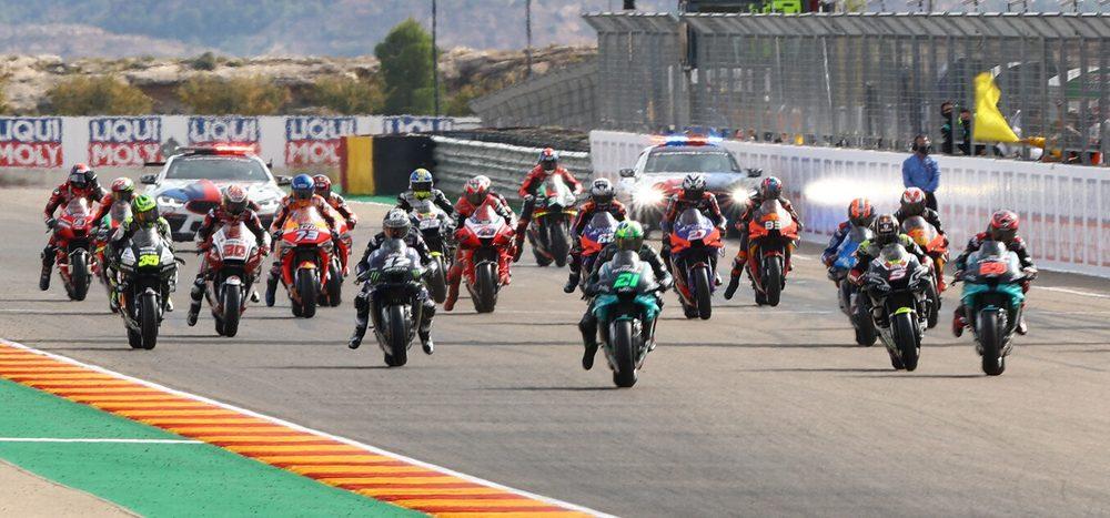 Orientierungslos: Deshalb fehlt MotoGP-Fahrern der Weitblick
