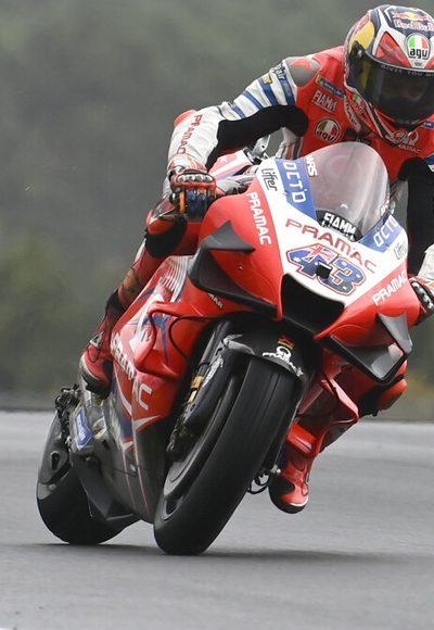 FP1: Rossi-Ersatz vor Mir