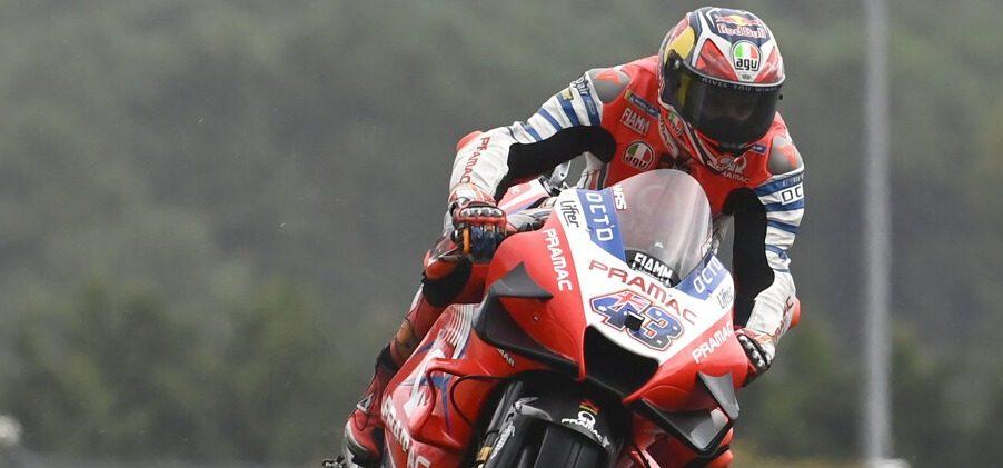 FP1 MotoGP Valencia: Gerloff schneller als WM-Leader Mir