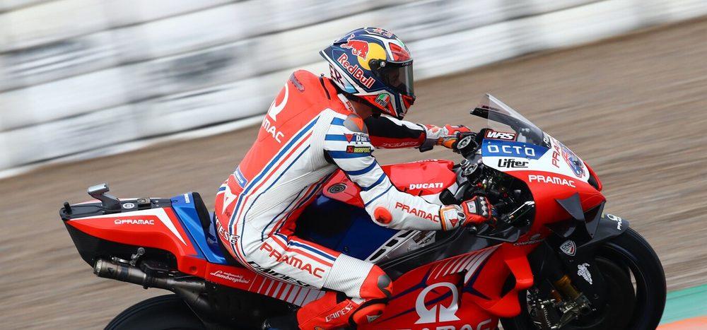 FP2 MotoGP Valencia 1: Miller mit Bestzeit, Strafe für Vinales