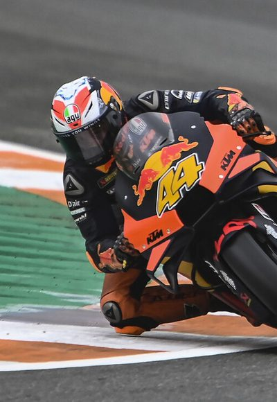 Espargaro lässt KTM jubeln