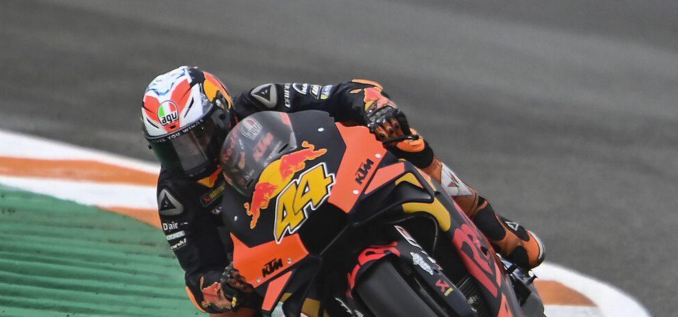 Qualifying MotoGP Valencia 1: KTM auf Pole, Rossi scheitert im Q1