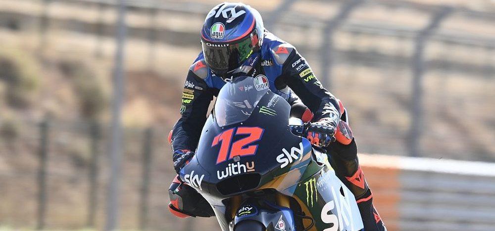 Rennen Moto2 Valencia 1: Sieg für Bezzecchi, Lowes verliert WM-Führung