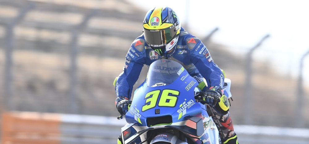 Rennen MotoGP Valencia 1: Mir sorgt mit Sieg für WM-Vorentscheidung