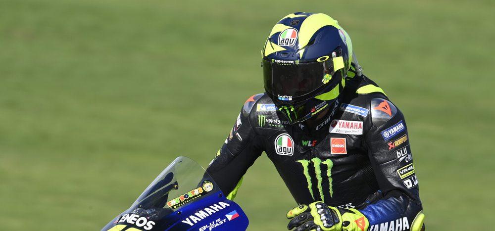 """Valentino Rossi: Comeback frühzeitig beendet – """"Sehr schade"""""""