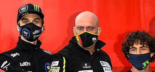 Avintia Racing 2021: Marini gegenüber Bastianini im Nachteil?