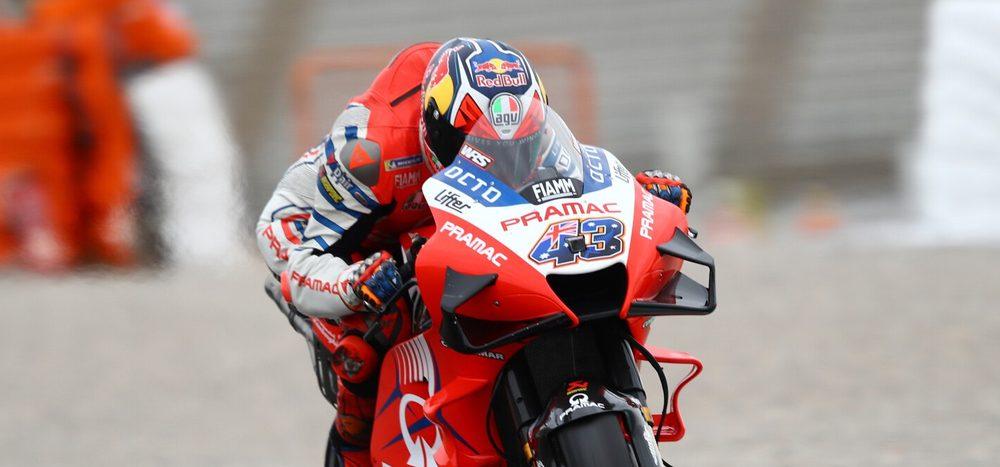 FP2 MotoGP Valencia 2: Mir nach Sturz nicht in Top 10