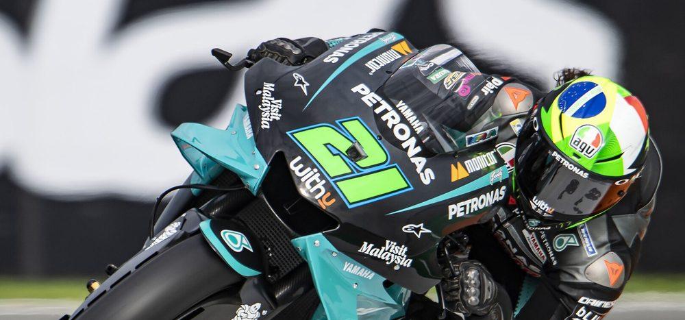 Qualifying MotoGP Valencia 2: Morbidelli auf Pole – Mir nur 12.