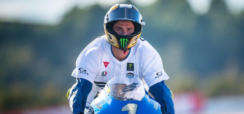 MotoGP 2020 in Valencia 2: Joan Mir ist Weltmeister