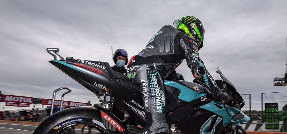 Kein Yamaha-Upgrade für 2021: Morbidelli bleibt beim 2019er-Bike