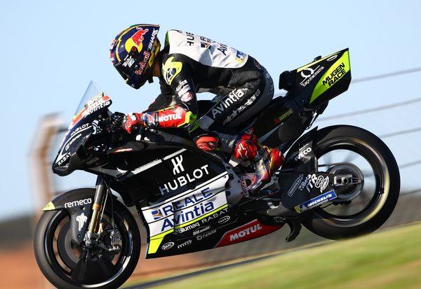 FP2: Rossi nur Vorletzter