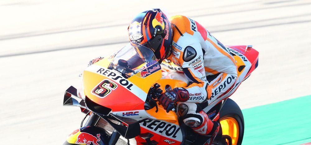 FP3 MotoGP Portimao: Bradl erstmals in Q2