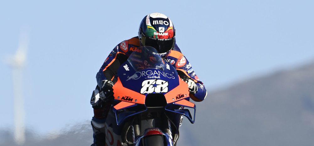 Qualifying MotoGP Portimao: Pole für Lokalmatador – Bradl auf der Sechs