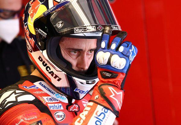 Dovi und der Ducati-Ärger