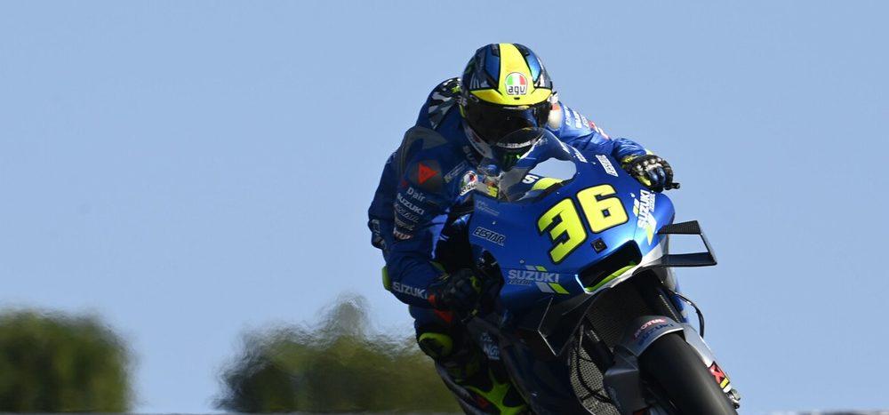 """MotoGP-Champ Mir: """"Habe gepusht wie ein Tier"""""""