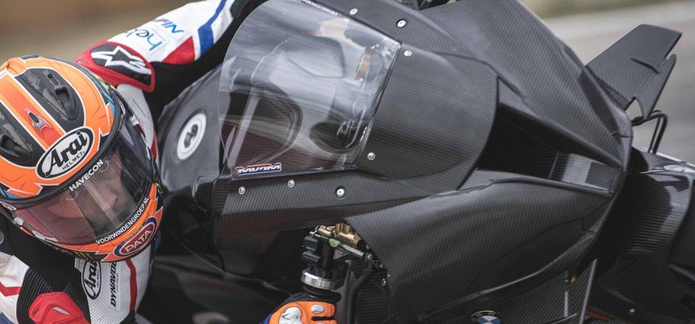 Michael van der Mark: Erste Ausfahrt mit der neuen BMW M1000RR