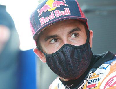 Marquez: Es geht aufwärts