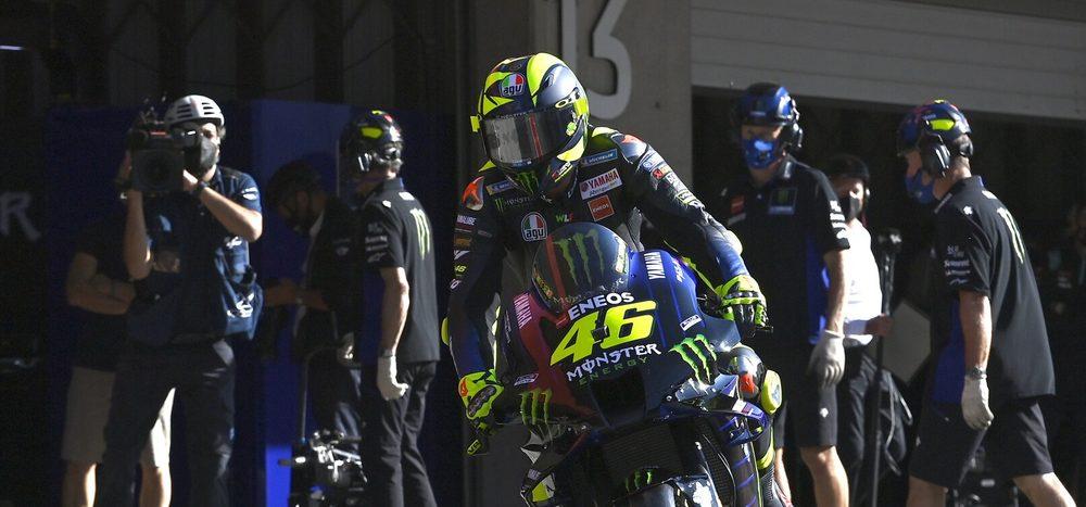 """Valentino Rossi über Yamaha-Probleme: """"Weiß nicht, ob sie auf mich hören"""""""