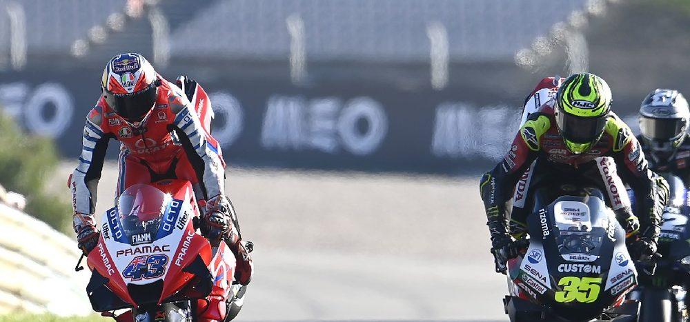 Crutchlow: Miller ist der Einzige, der Marquez herausfordern kann