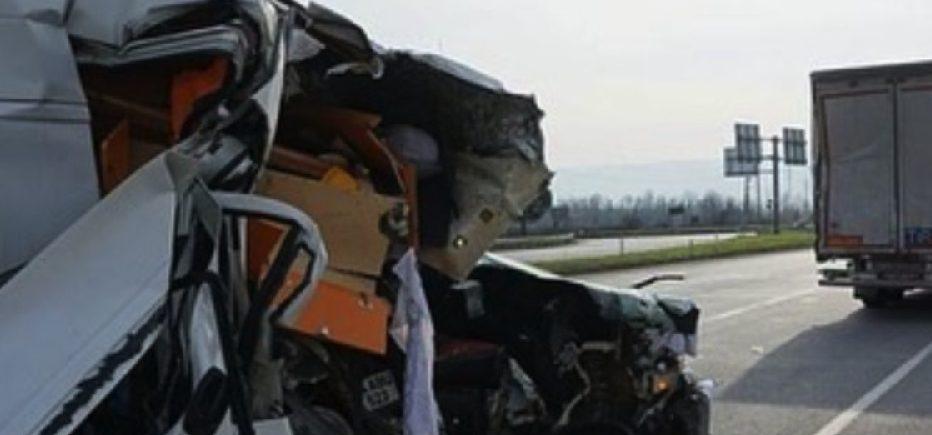 Can Öncü: Schwerer Verkehrsunfall des Grand-Prix-Rekordsiegers