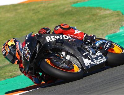 Test: MotoGP goes WSBK