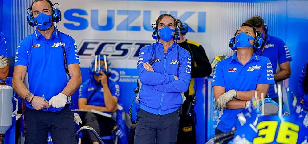 Suzuki: So geht es ohne Brivio weiter