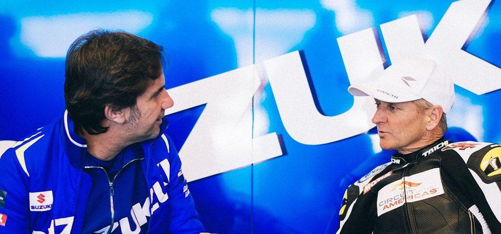 Suzuki ohne Teammanager: GP-Legende Schwantz bietet Hilfe an
