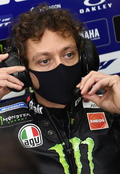 Rossi bereit für Bahrain