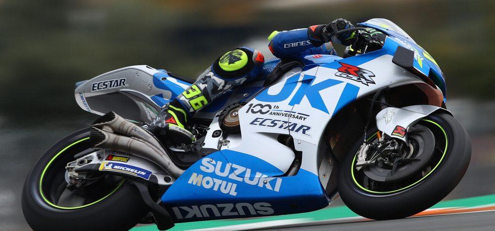 MotoGP-Insider glaubt: Rins 2021 stärker als Suzuki-Kollege Mir