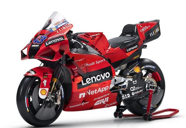 Sepang-Absage trifft Ducati