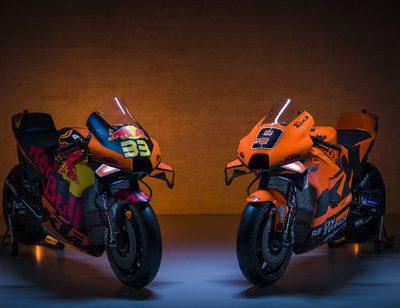 KTM enthüllt neue Bikes