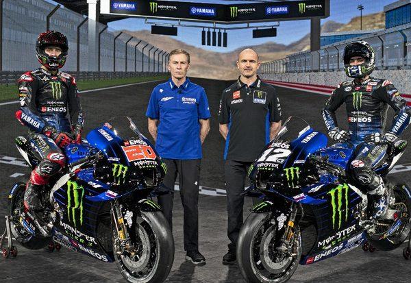 Yamaha: Die neue M1