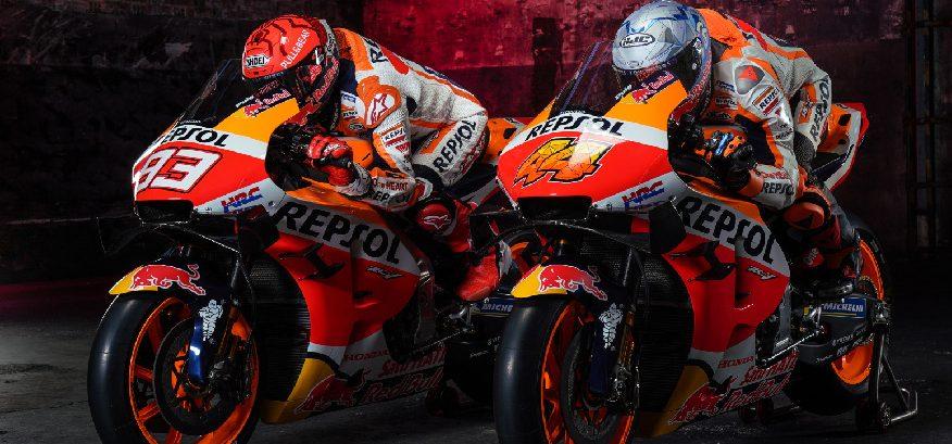 Honda-Präsentation: Alles dreht sich um Marquez' Rückkehr