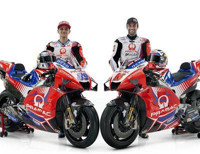 Neues Duo bei Pramac Ducati