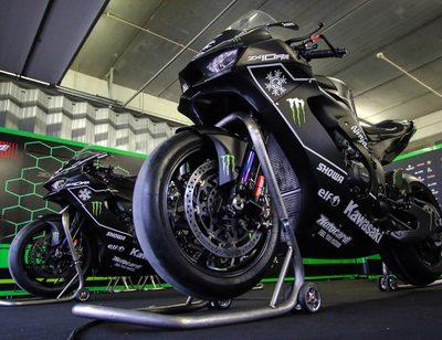 Kawasaki: Test abgebrochen
